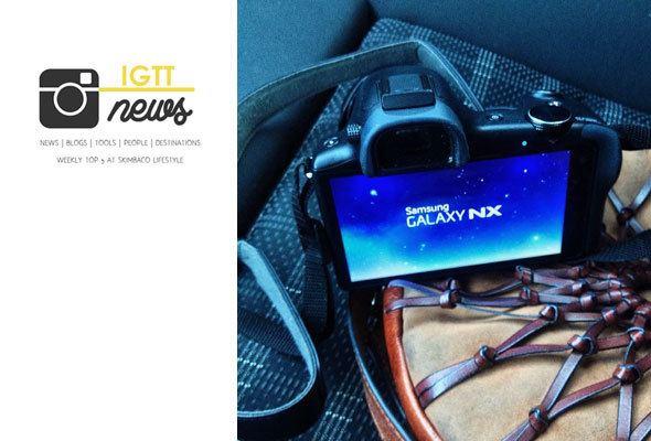Samsung Galaxy NX for Instagram Travel Photos