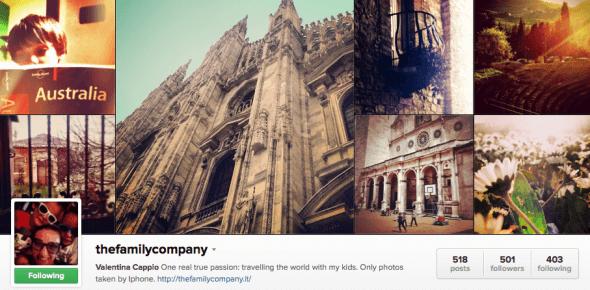 Follow http://instagram.com/thefamilycompany/ on Instagram
