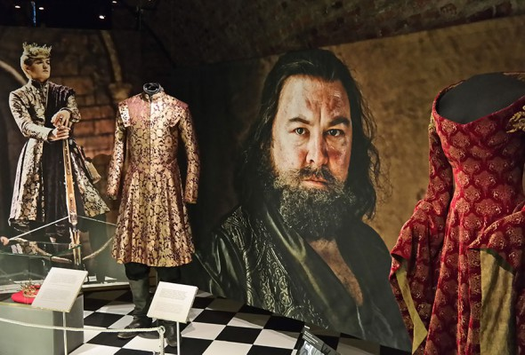 Game of Thrones Exhibition in Stockholm
