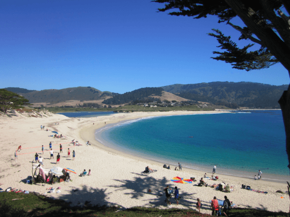 Top 3 beaches in northern california for families for Best northern california beaches