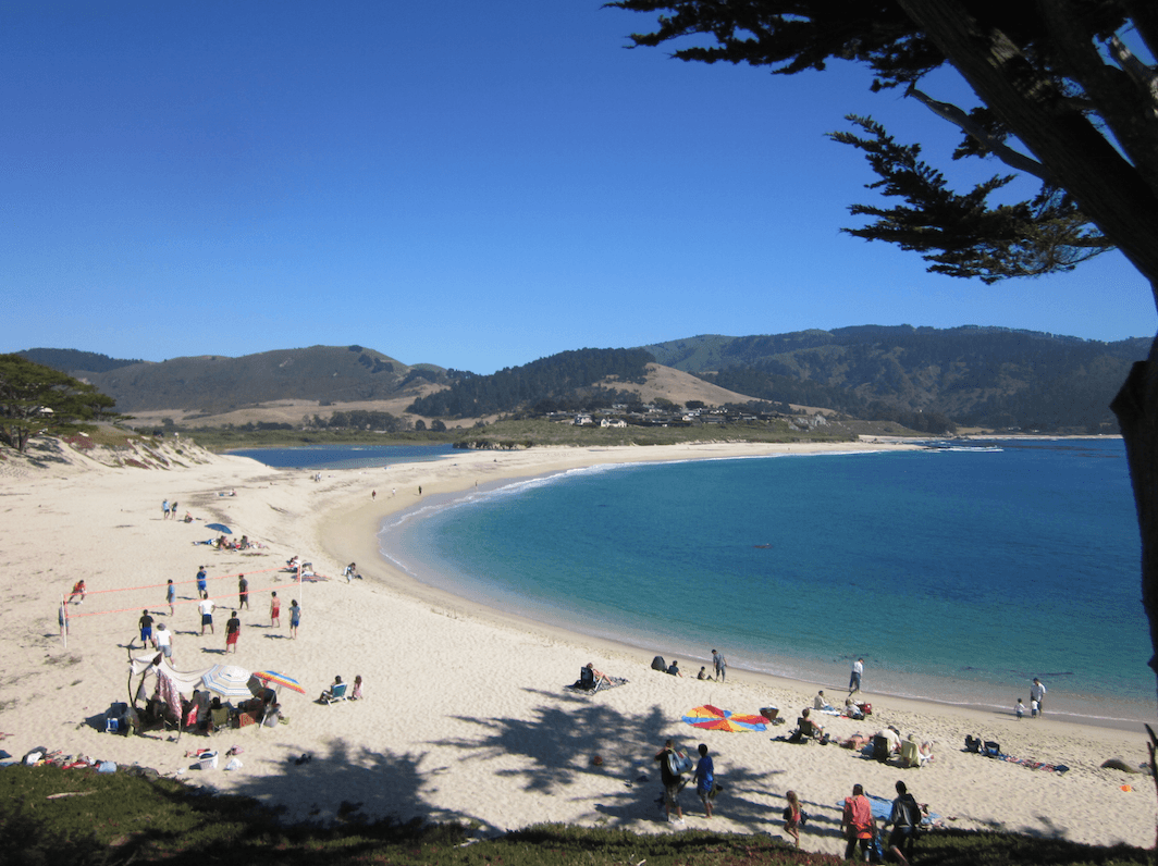 Top 3 beaches in northern california for families for Best beach near la