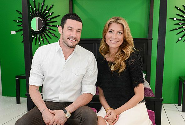 Dinner Party Tips from Chef Sam Talbot and Designer Genevieve Gorder