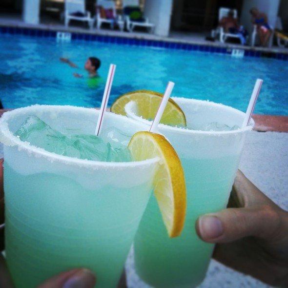 Crown Reef Drinks