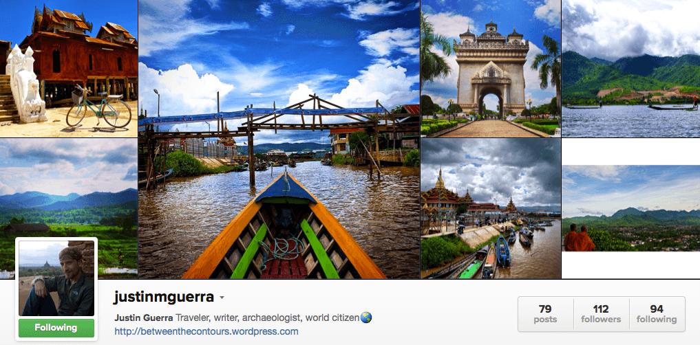 Follow http://instagram.com/justinmguerra
