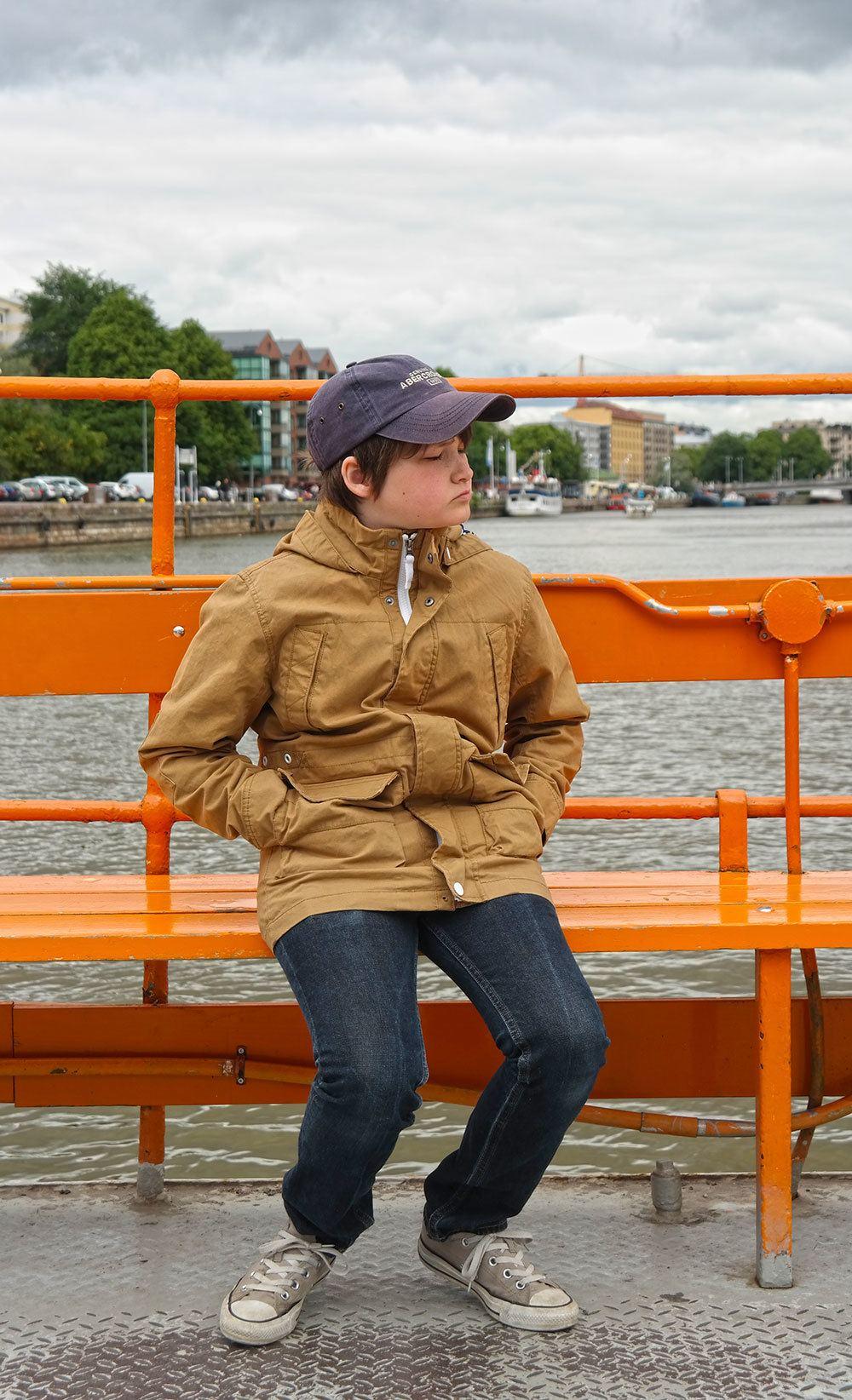 Föri in Turku. Travel photo by Katja Presnal | @skimbaco