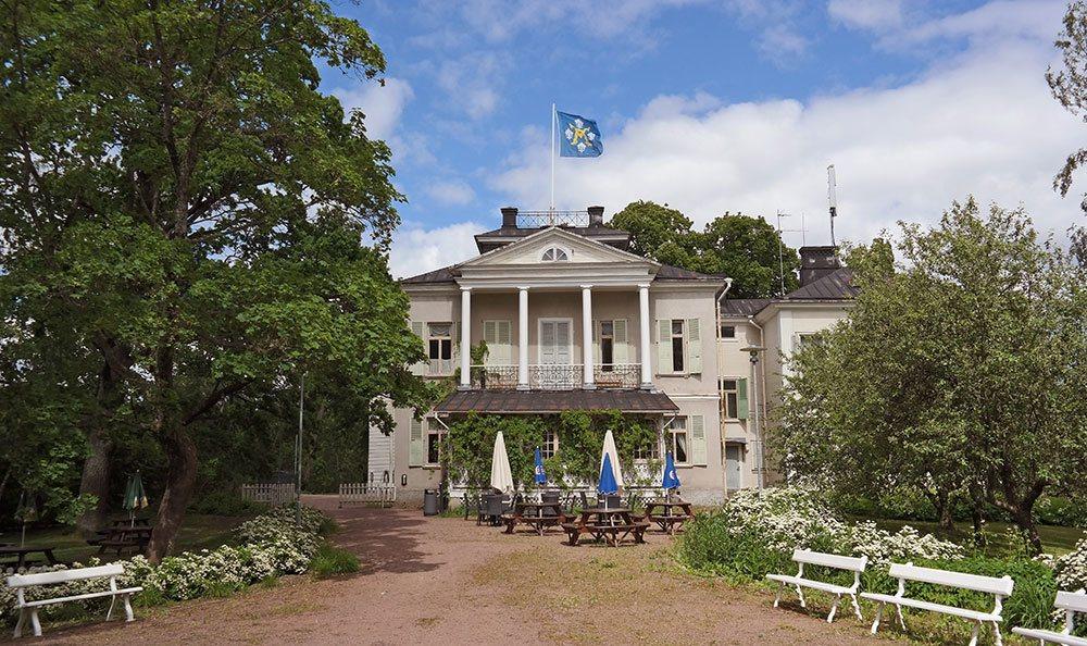 Ruissalo island is picturesque in Turku, Finland. Photo by Katja Presnal | @skimbaco