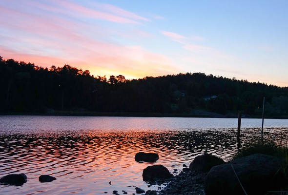 Summer in Turku archipelago in 30 photos