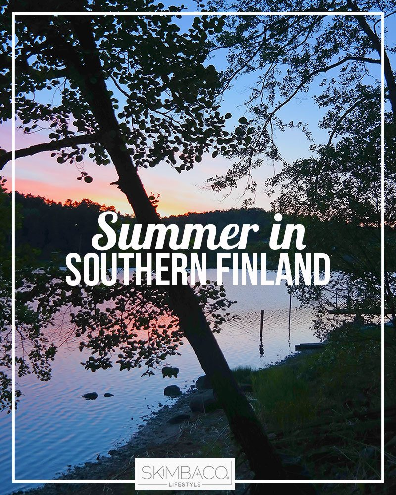 30 photos of summer in the Turku archipelago in Finland by Katja Presnal | @skimbaco