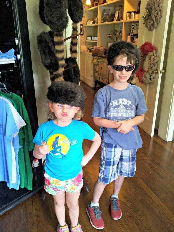 Family Fun at Dan'l Boone Inn