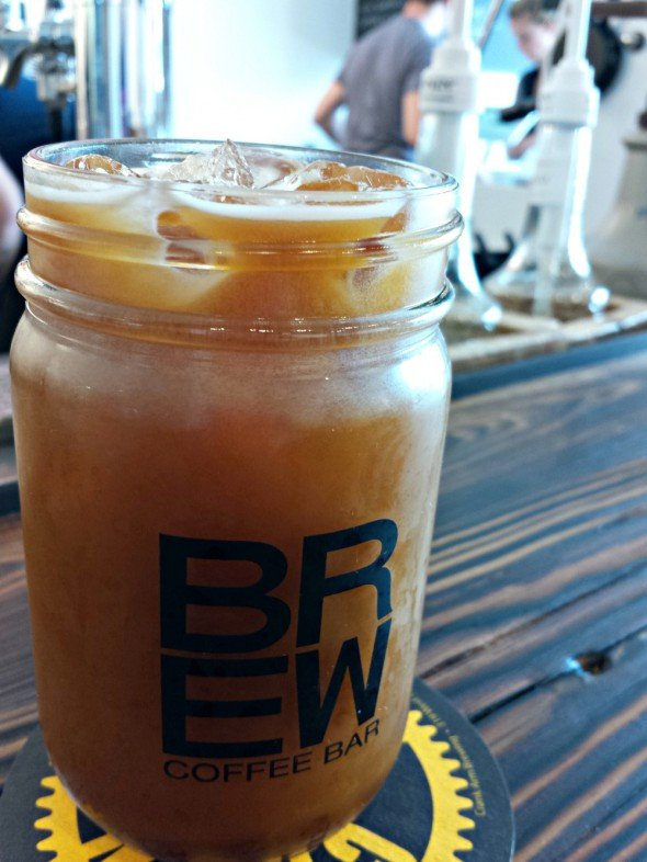 Nitro Cold Brew in Raleigh