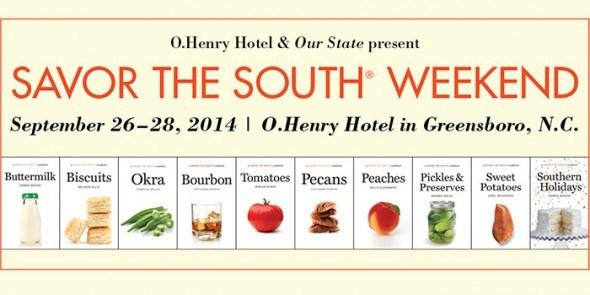 Savor-the-South Event in Greensboro