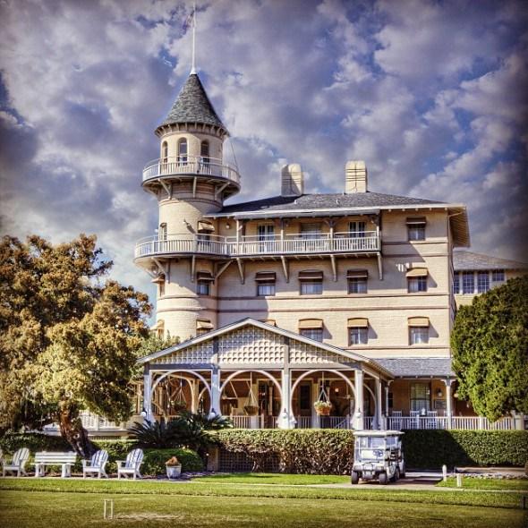 Haunted Jekyll Island Club Hotel, Historic Hotels, Haunted hotels