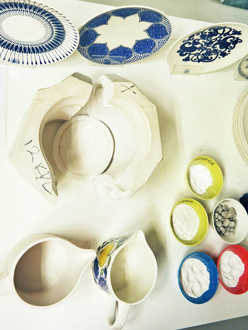 You can visit the Arabia factory and have a guided tour and learn more about the makings of the Arabia ceramics and home ware products.