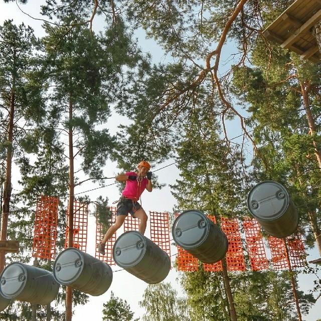 flowpark in turku finland