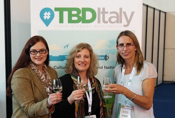 Instagram Travel Thursday presented at TBD Italy 2014