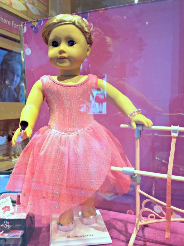 Isabelle, American Girl Doll of 2014
