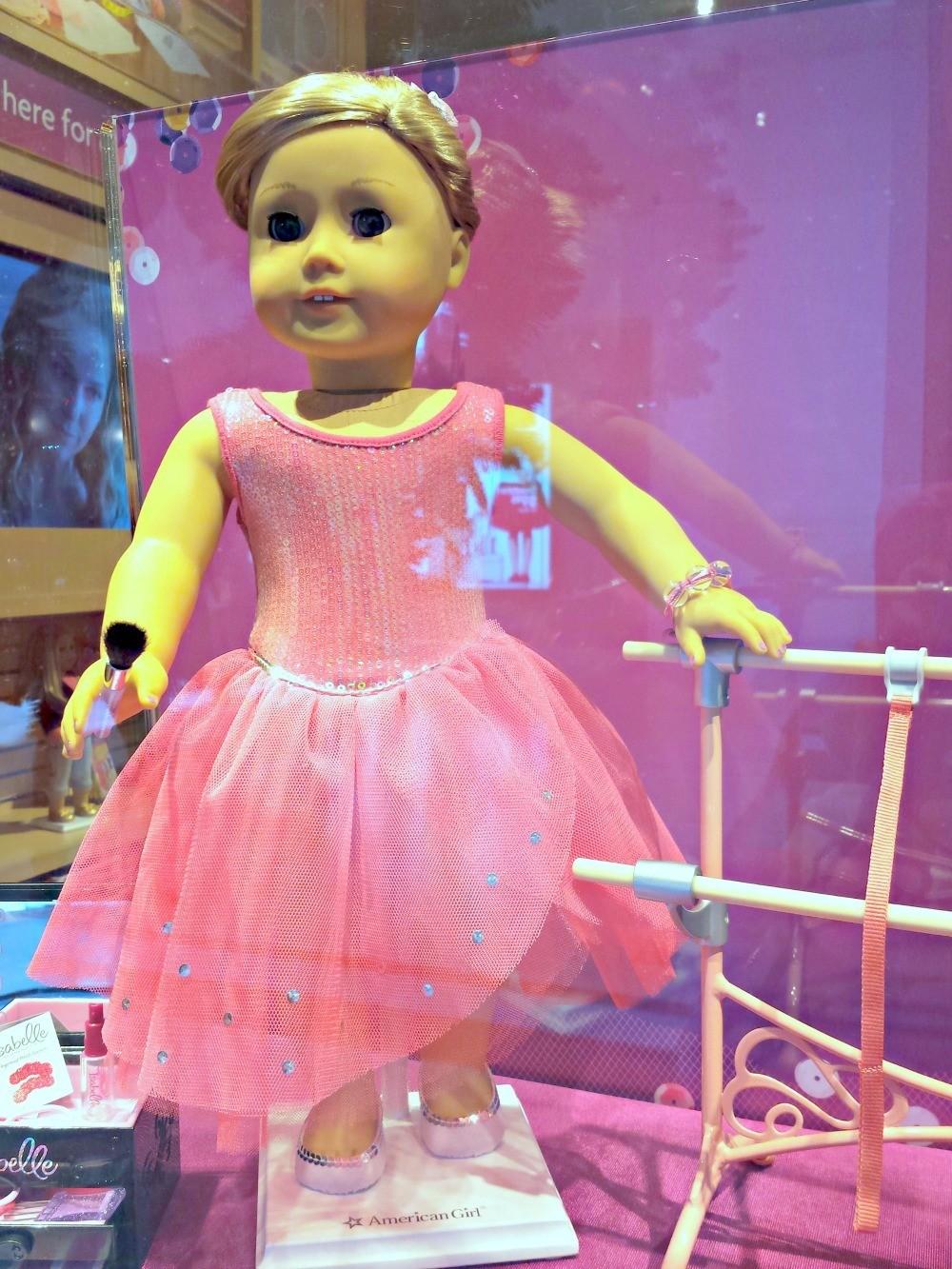 American Girl Doll Store | Skimbaco Lifestyle | online magazine