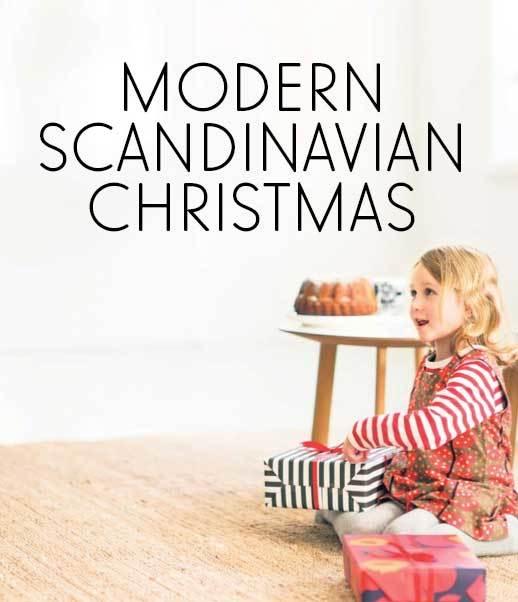 modern scandinavian christmas decorating inspiration skimbaco lifestyle online magazine. Black Bedroom Furniture Sets. Home Design Ideas