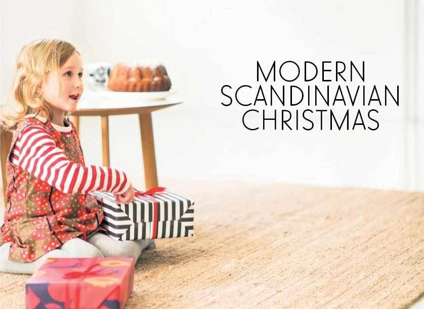 Modern Scandinavian Christmas Ideas