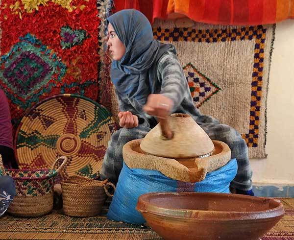 Argan oil in a nut shell - Moroccan gold women love