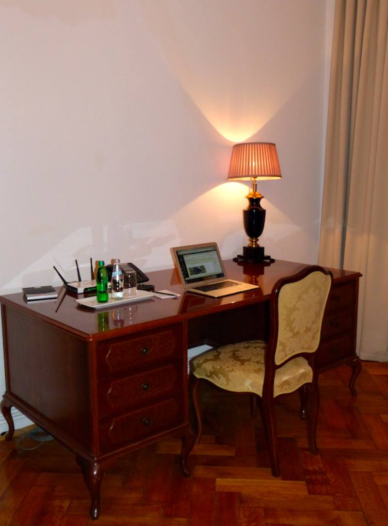 Hotel Review History Comes Alive In Antiq Palace Hotel