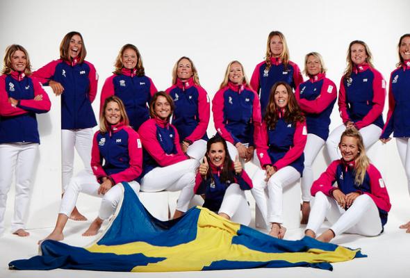Team SCA Volvo Ocean Race