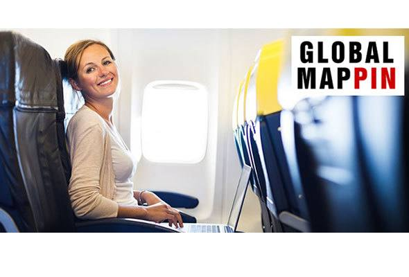 New Pinterest marketing company launches: Global Mappin