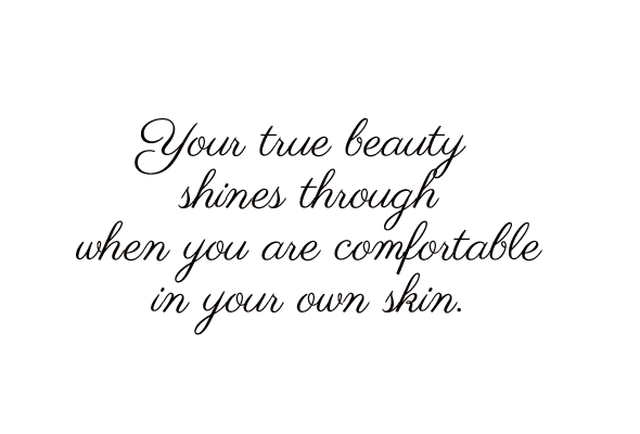 Every day beauty routines empower you!