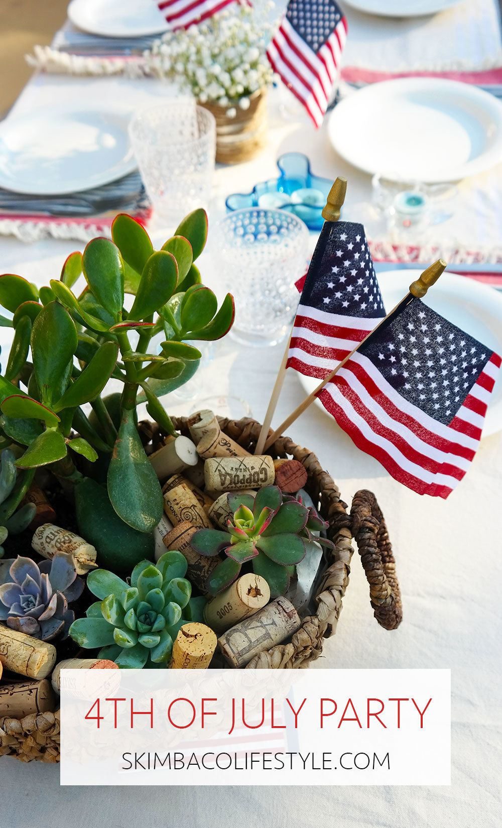 4th of july bbq party ideas not your typical party recipes