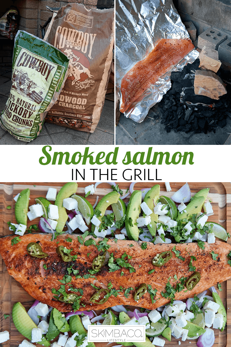 Tips How To Make Smoked Salmon In The Grill Salmon Is One Of Our Favorite  Grilled