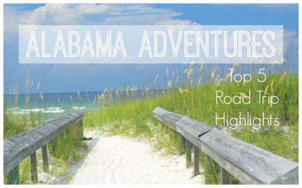 Alabama: Top 5 Road Trip Highlights