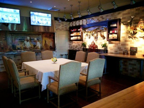 Salamander Resort and Spa restautant by Keryn Means