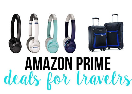 Amazon Prime Day deals for travelers