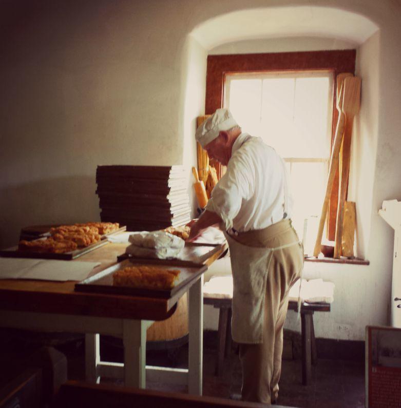 Moravian baker