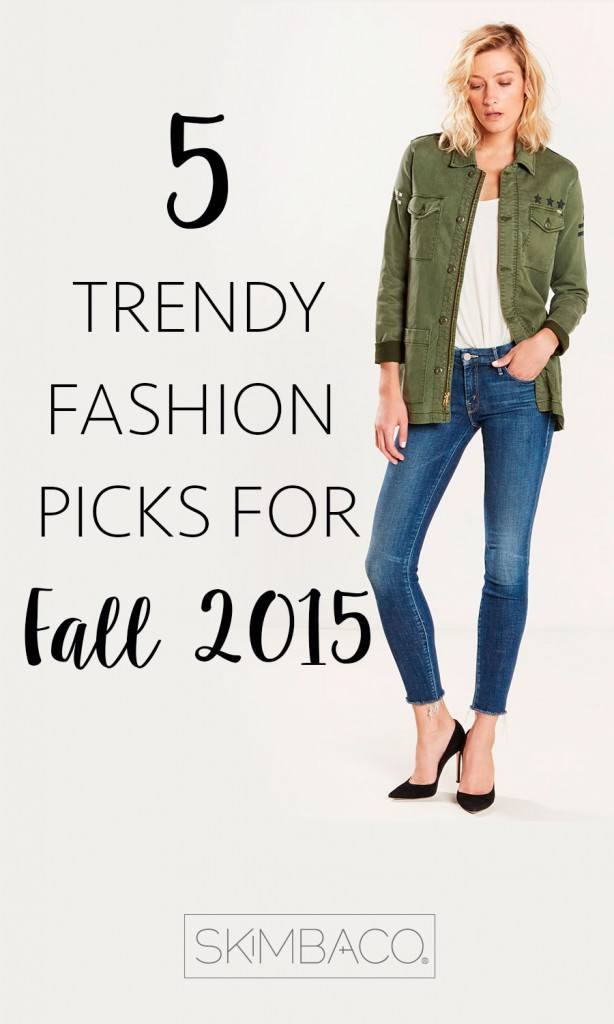 Fall 2015 Fashion Must Haves and 25% off coupon to Bloomingdales via @skimbaco