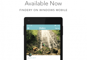Findery available for windows now!