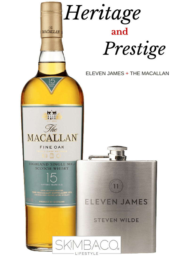 Eleven James The Macallan