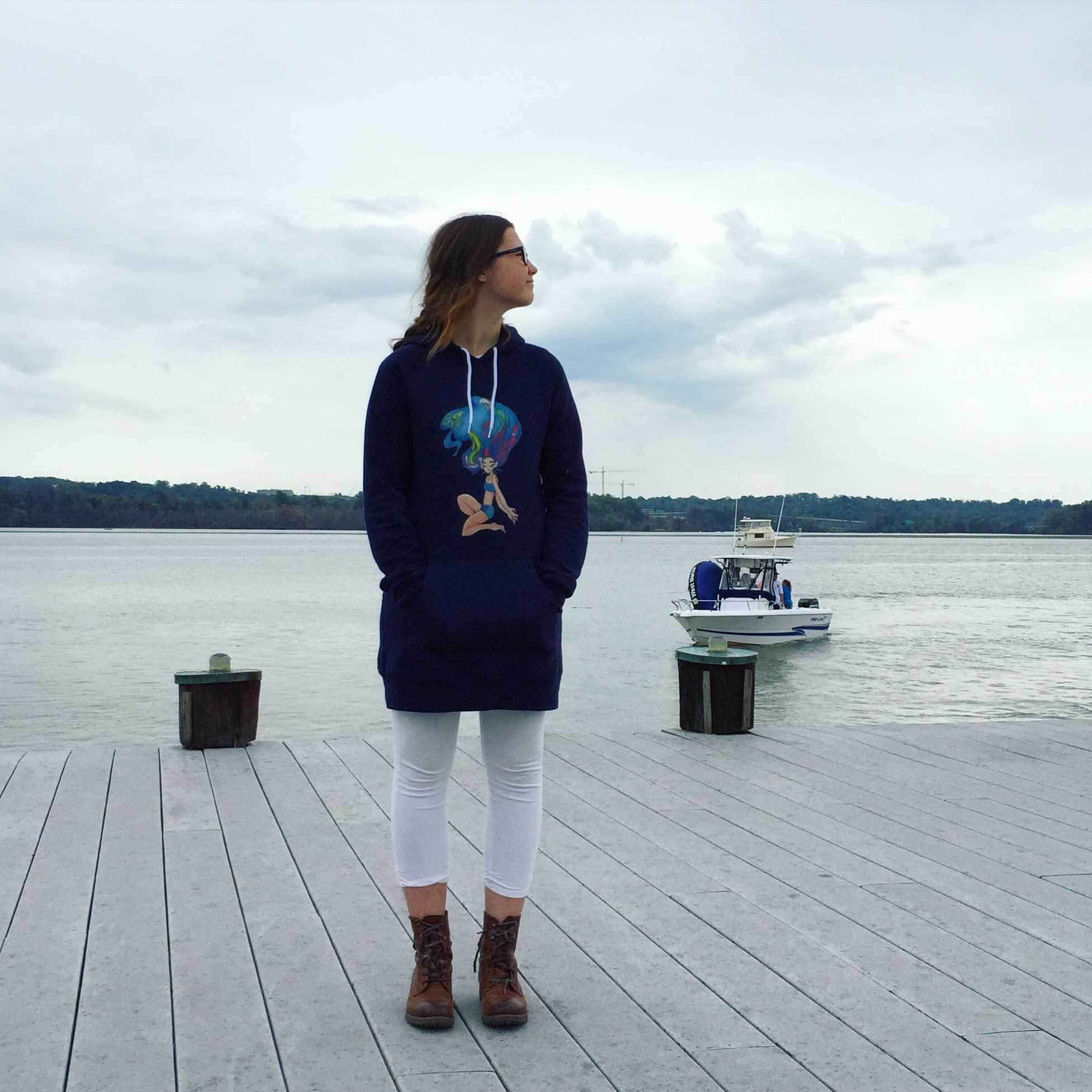 Teenager artist opens her own shop gabypie.com