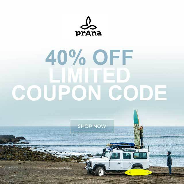 Prana coupon code