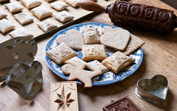 North Carolina: Your Holiday Cookie Headquarters (Make these Moravian cookies at home)