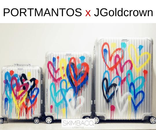 PORTMANTOS x JGoldcrown
