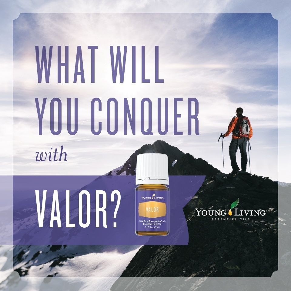 conquer with valor