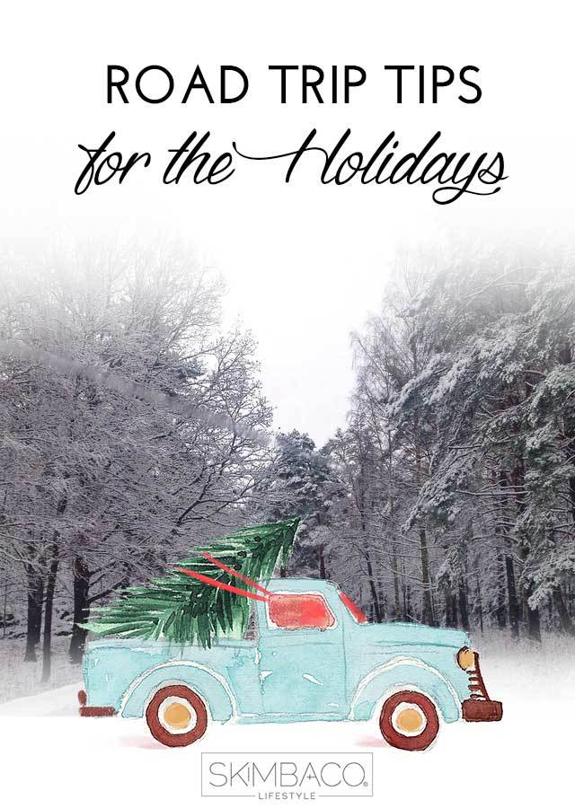 Road trip tips for the Holiday Travel Season