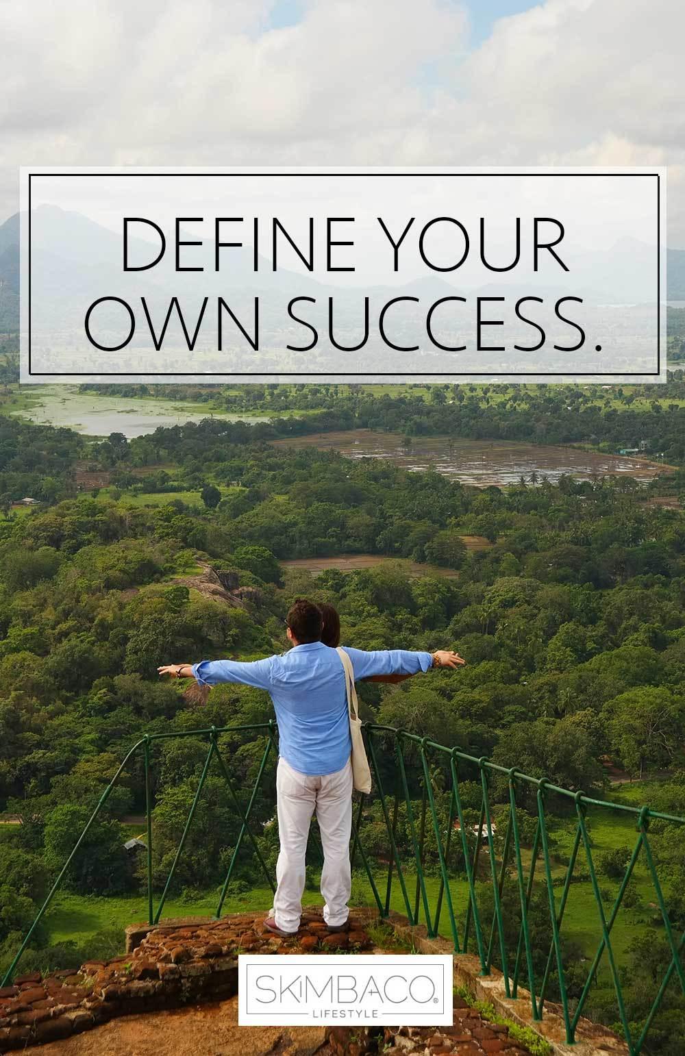 DEFINE-YOUR-OWN-SUCCESS