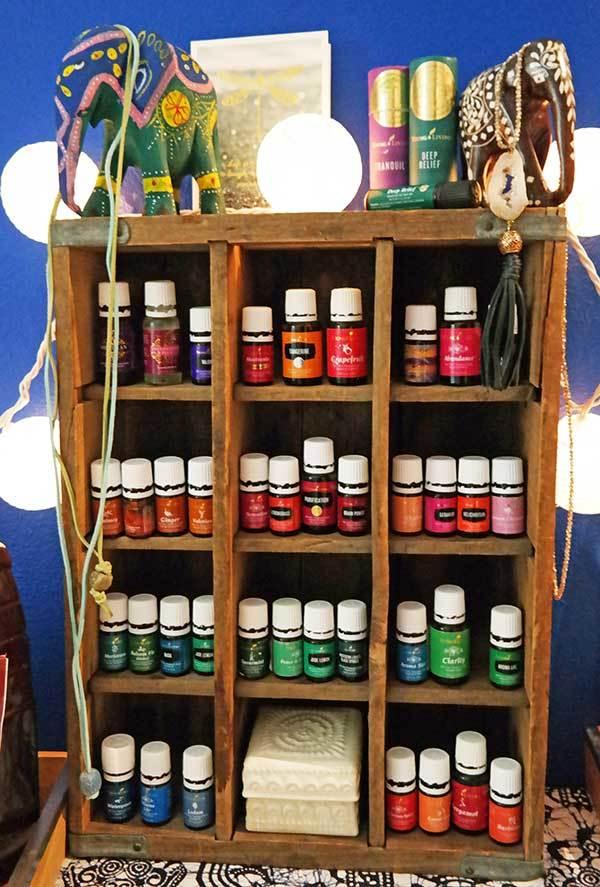 essential-oil-display