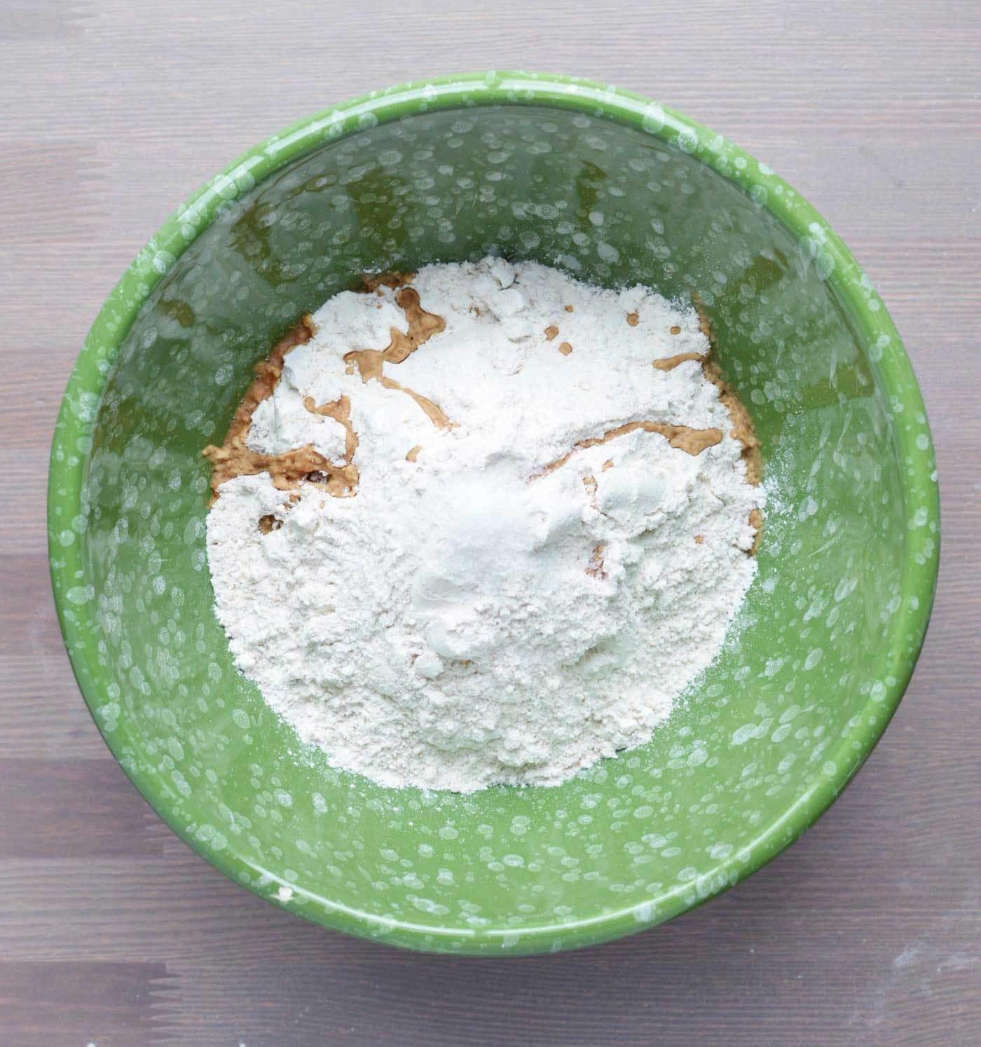 how to make vegan shortbread with essential oils via @skimbaco