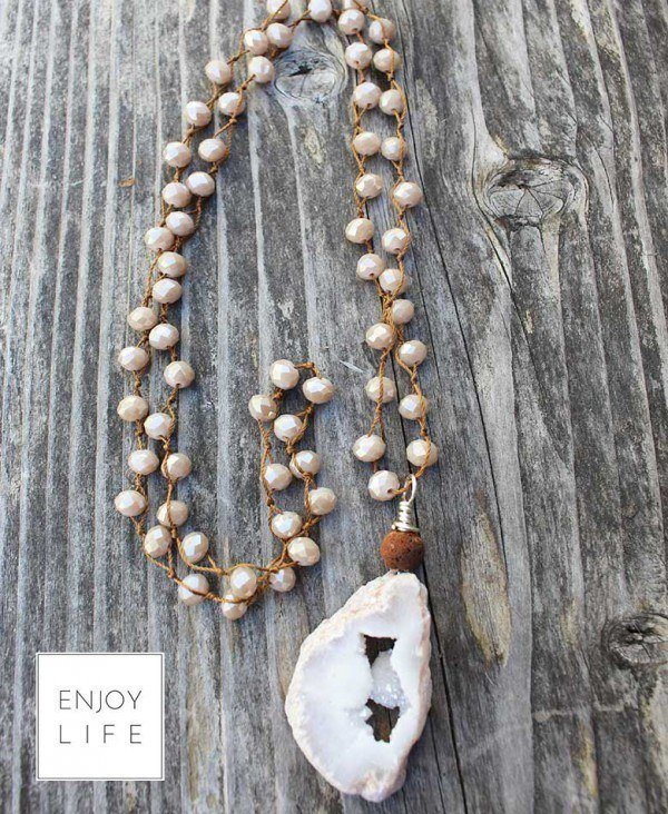 luxury diffucer necklace