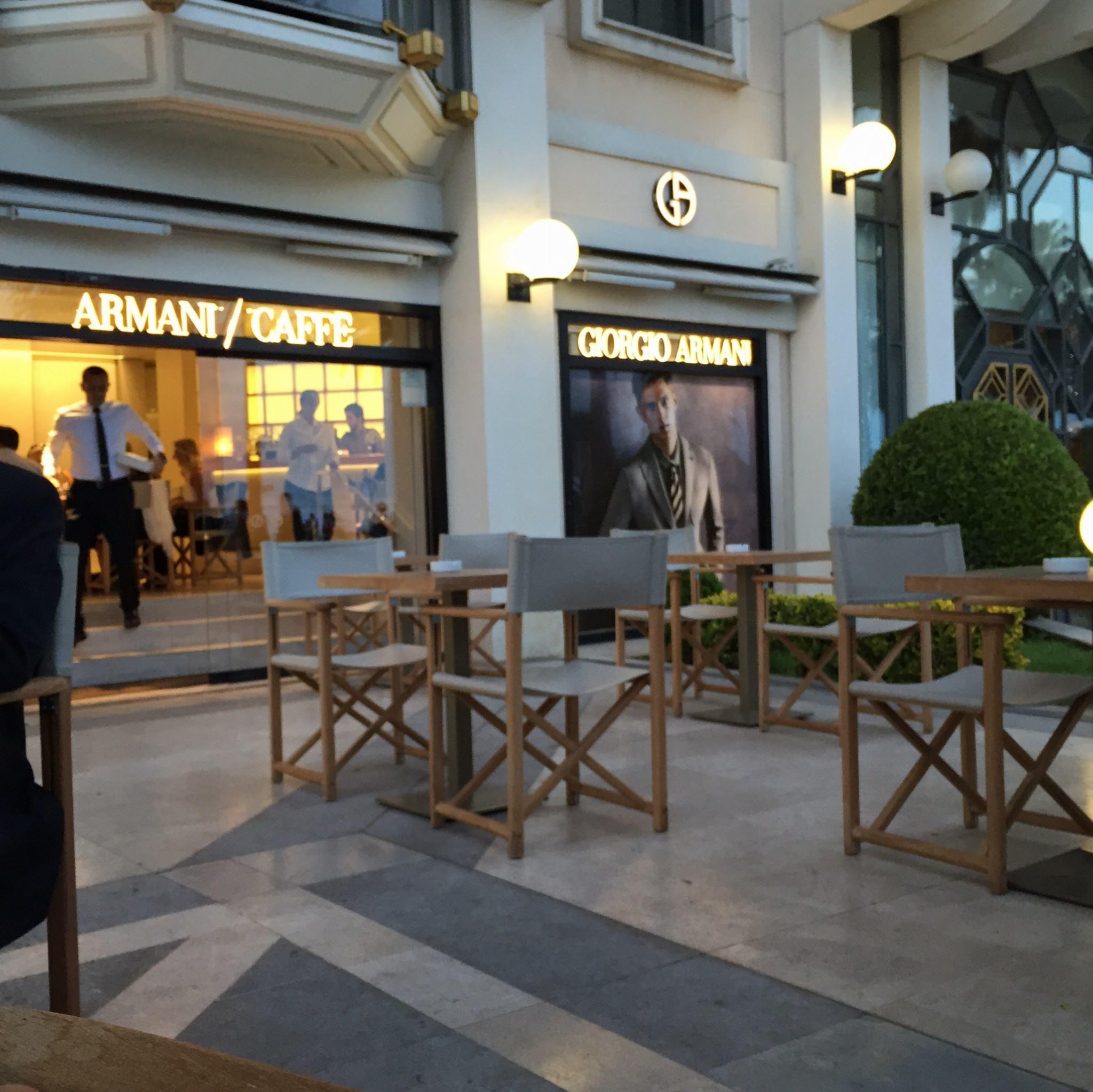 Cannes La Croisette