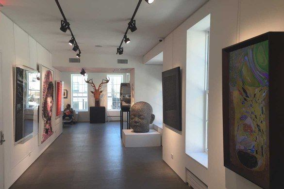 Opera Gallery opens in NYC