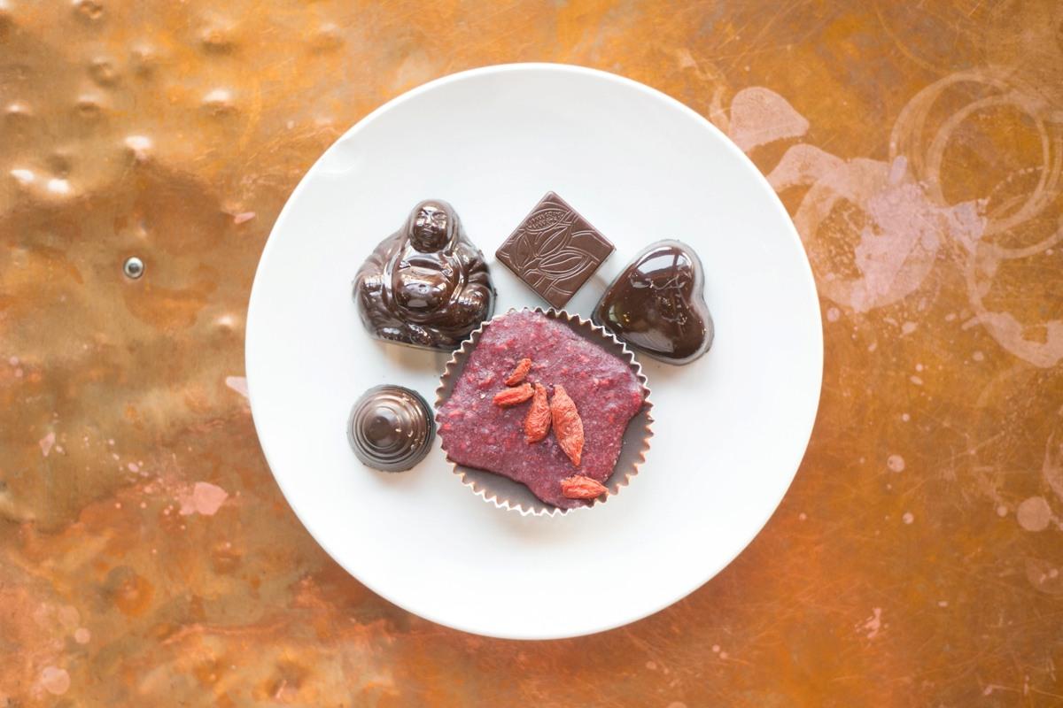 Sedona Chocolatree Photo: @nomadicnewlyweds